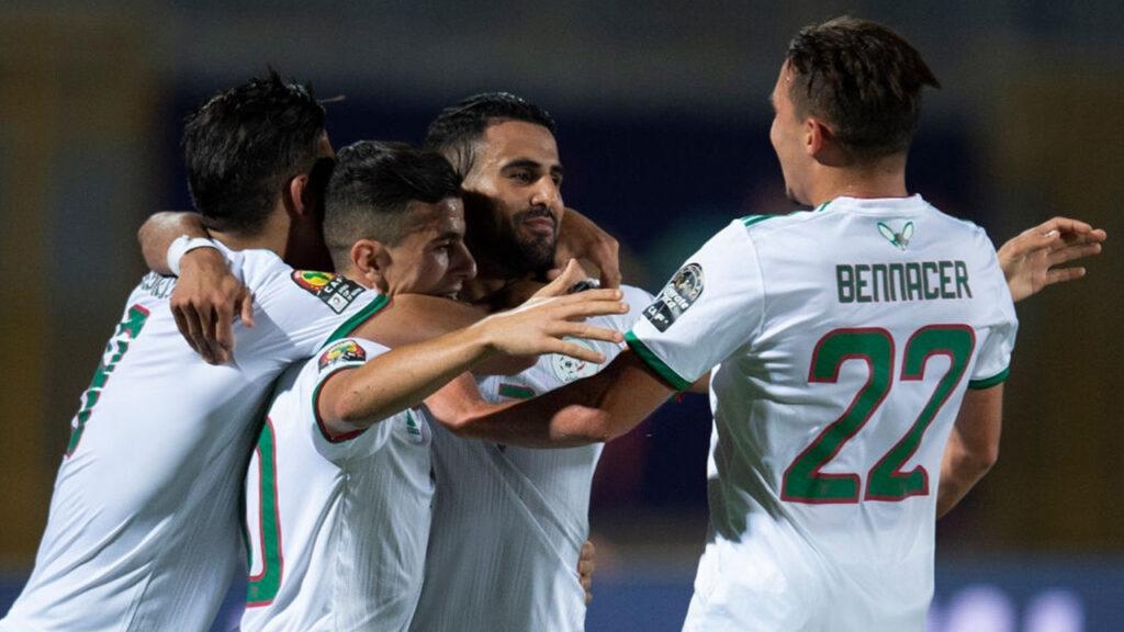 Mahrez et Benrahma suscitent une vive polémique en Algérie ! - Algérie