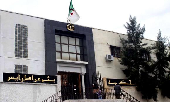 Emission d'un mandat d'arrêt international requise contre 4 accusés dans une affaire d'atteinte à l'ordre public - Algérie