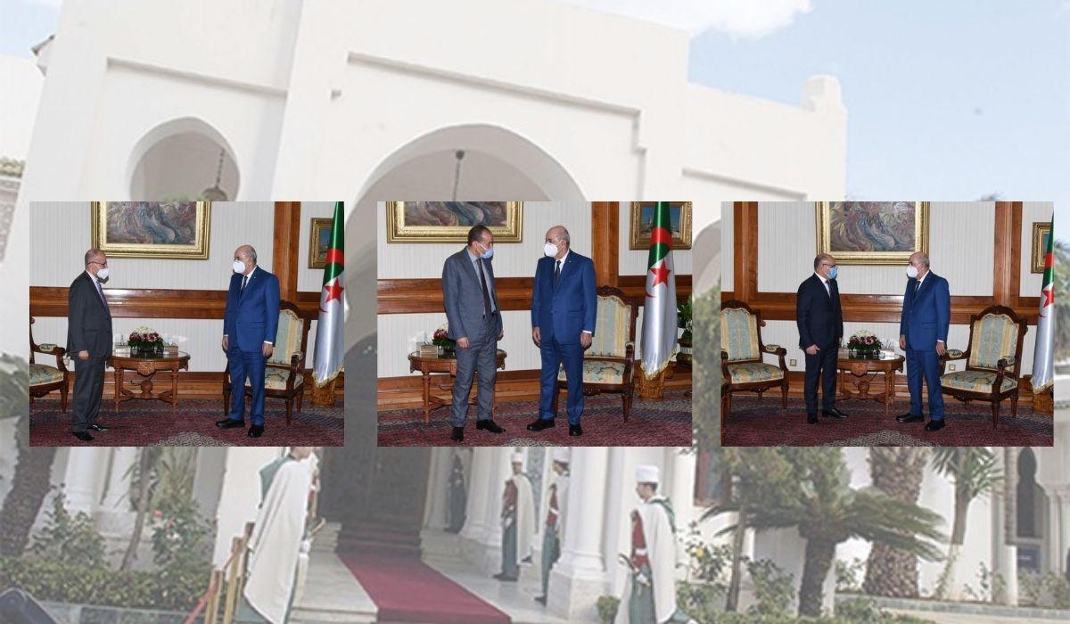 Le président Tebboune reçoit les chefs de trois partis politiques - Algérie