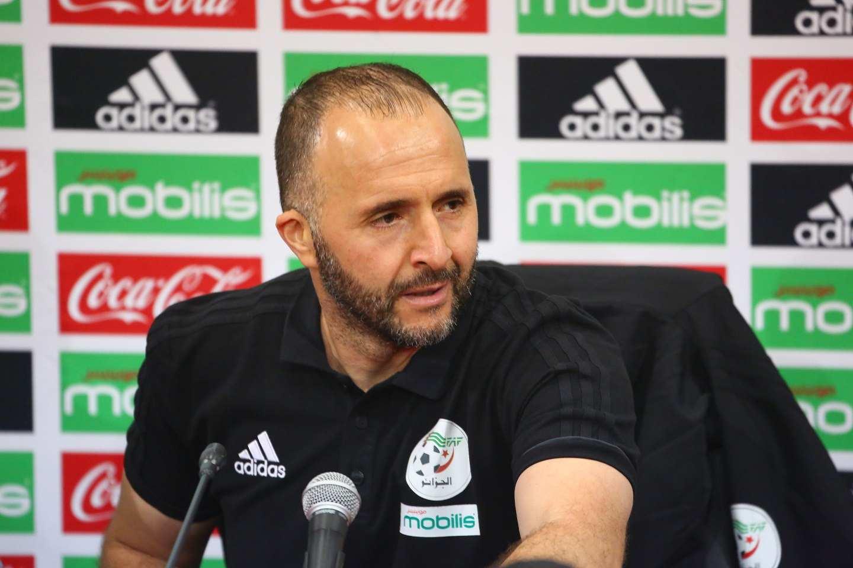 Belmadi commente l'absence des internationaux algériens évoluant en France: « Nous devons faire avec!» - Algérie