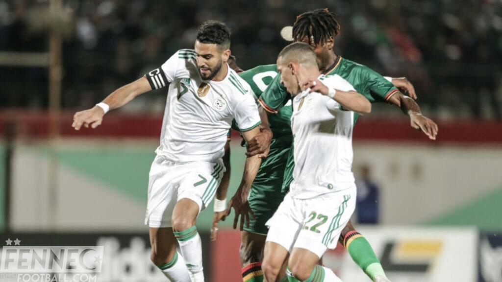 Equipe nationale : vers la présence de Mahrez et Benrahma face au Botswana ? - Algérie