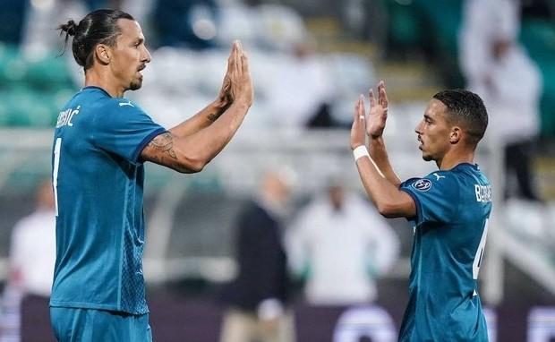 Milan AC : Pioli annonce le retour de Bennacer et Ibrahimovic face à Manchester United - Algérie