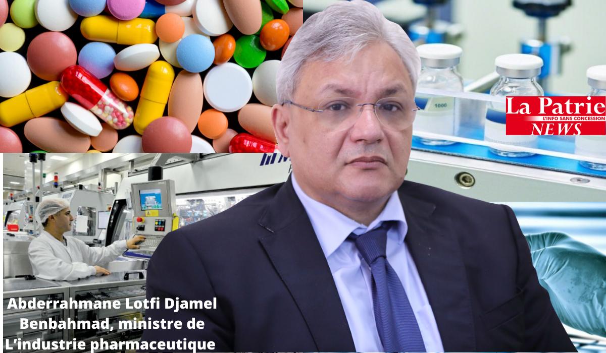 Ministre de l'Industrie pharmaceutique: Des sanctions administratives, financières, et pénales, contre les spéculateurs  - Algérie