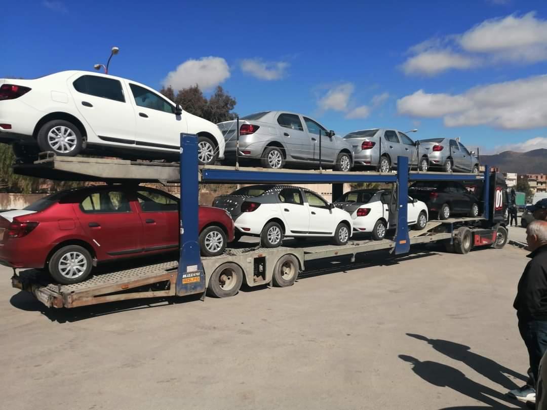 La Renault Symbol à 250 Millions… - Algérie