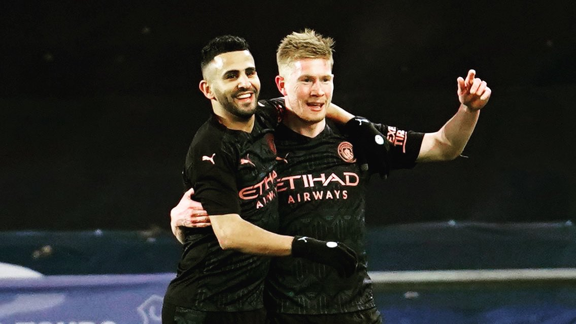 FA CUP : Mahrez face à Chelsea - Algérie