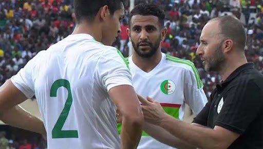 Algérie- Botswana : Mahrez, Bennacer, Mandi, Feghouli et Benrahma en renfort - Algérie