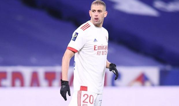 OL : Rudi Garcia justifie les difficultés de Slimani face à Rennes - Algérie