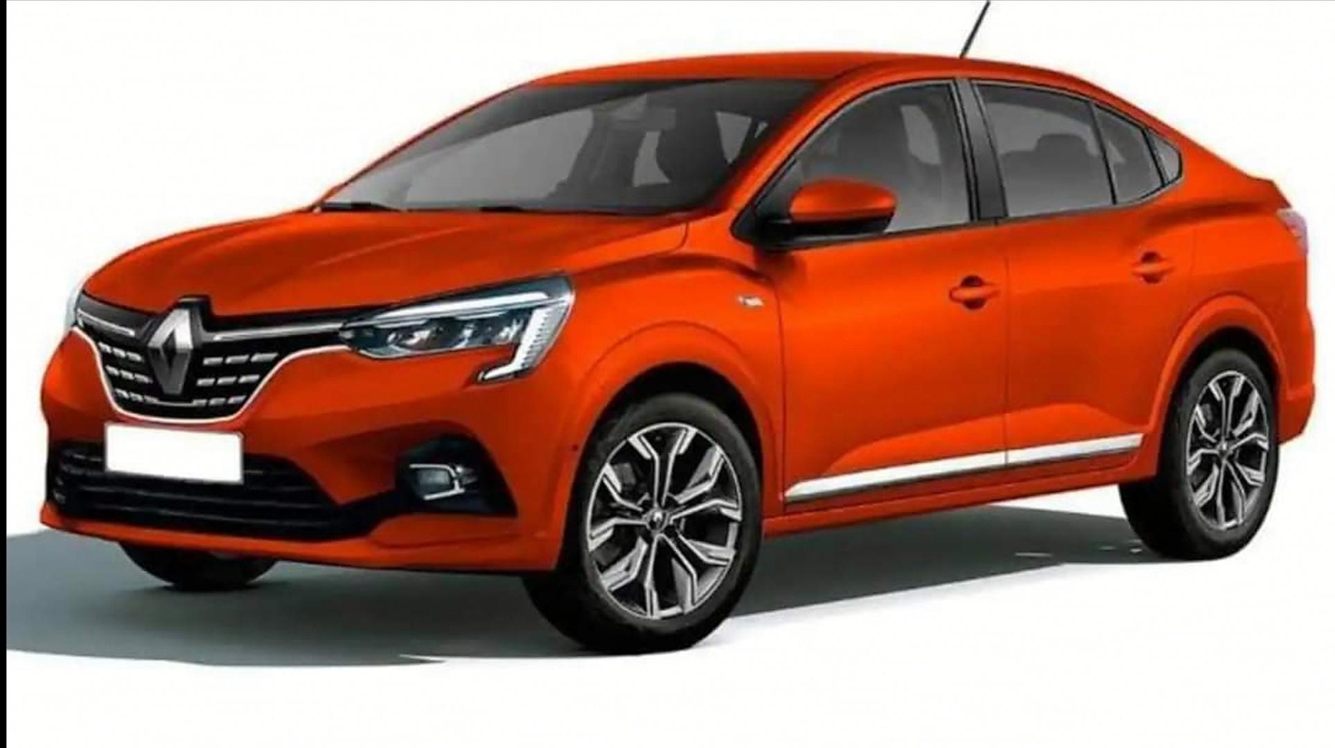 Voilà à quoi va ressembler la nouvelle Renault Symbol - Algérie