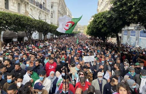 Hirak : Manifestation à Alger et dans d'autres wilayas