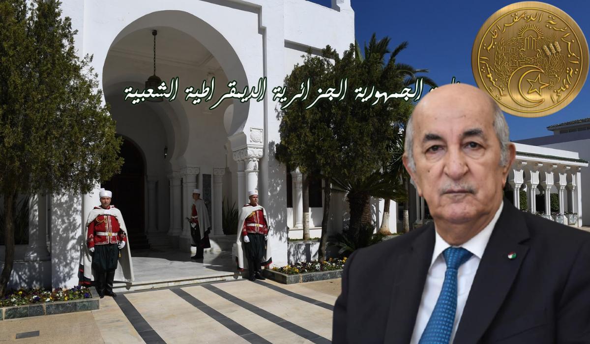 Le président Tebboune nomme un conseiller chargé de la Défense et de la Sécurité - Algérie