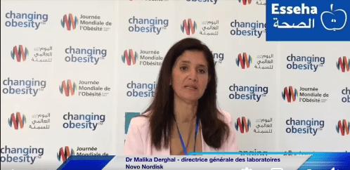 Dr Malika Derghal, DG de Novo Nordisk : « L'association Obésité-Coronavirus est la plus tueuse lors de cette crise sanitaire » - Algérie