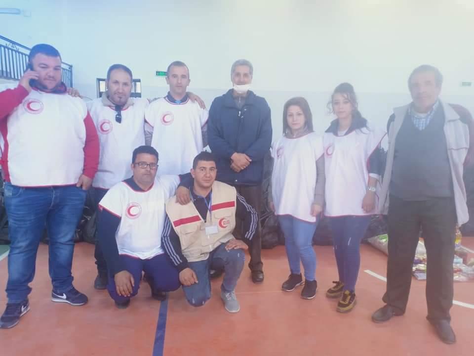 Croissant rouge d'El Flaye ( Béjaia) : Caravane médicale gratuite ce 02 avril - Algérie