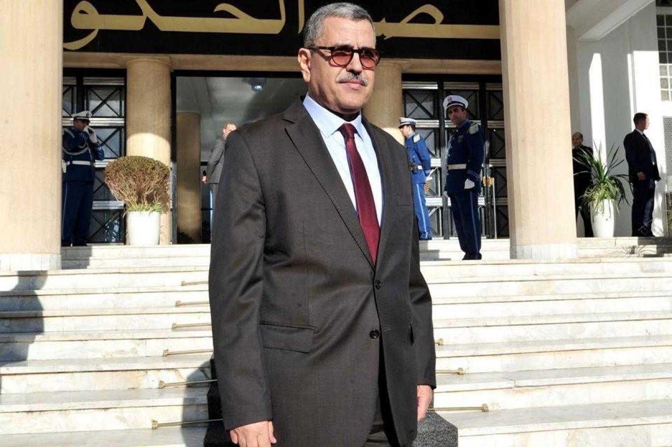 Abdelaziz Djerad préside un Conseil du Gouvernement - Algérie