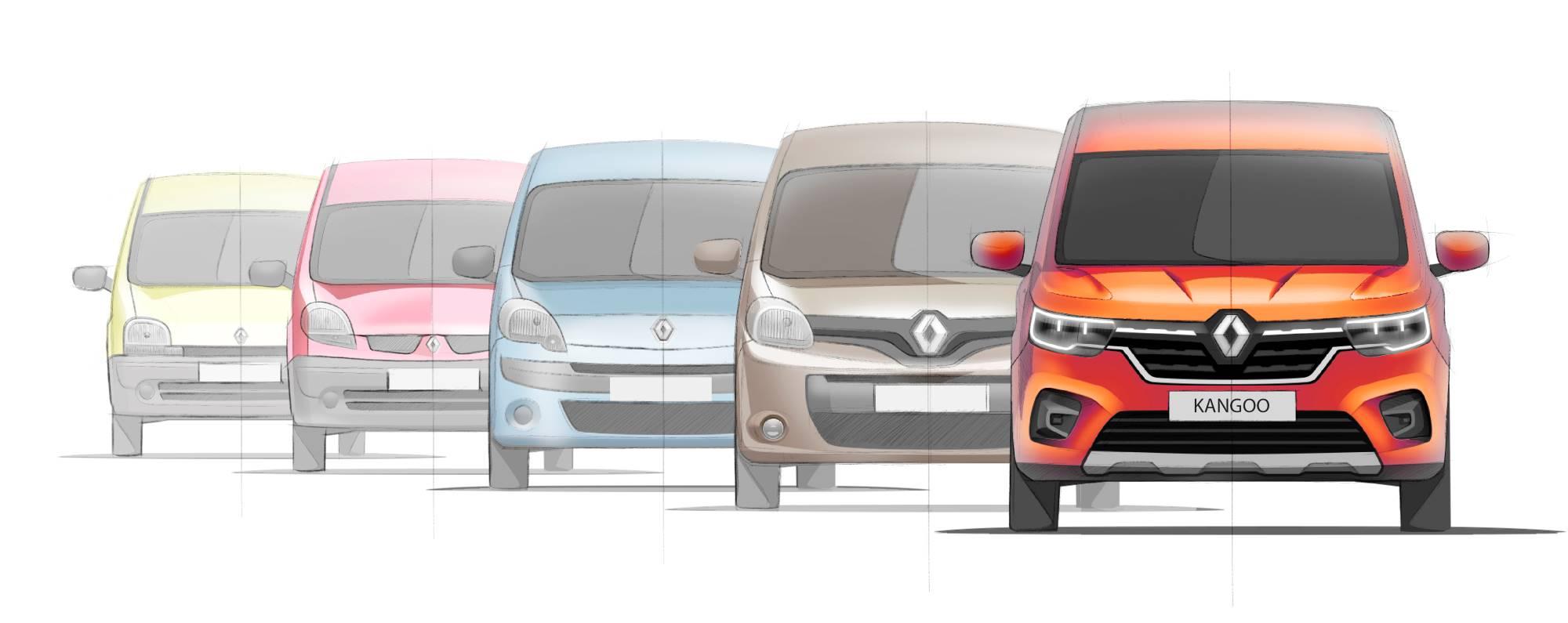Renault nouveau Kangoo : et la saga continue - Algérie