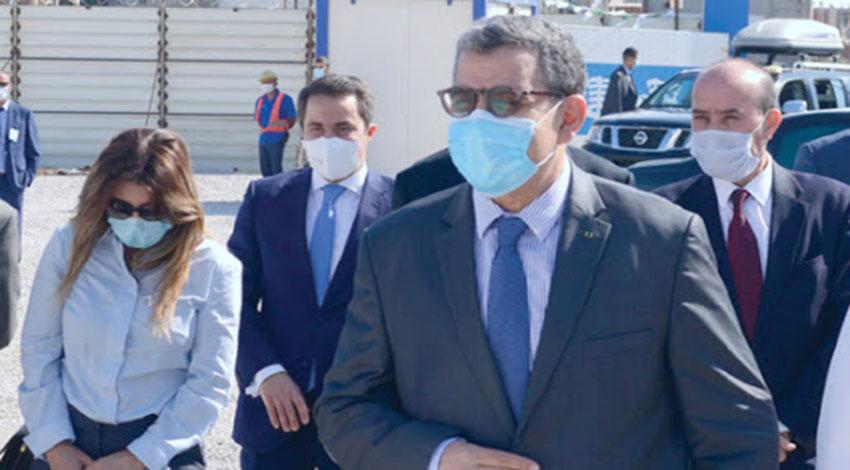 Le Premier ministre préside mardi l'inauguration de l'accélérateur des start-up à Alger - Algérie