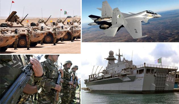 Face aux exigences imposées par des menaces externes:  Les forces de l'ANP veillent en permanence à la sécurisation des frontières - Algérie