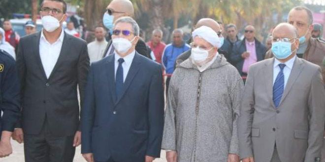 Medina Jdida (Oran):Commémoration du 59ème anniversaire de l'explosion de deux véhicules piégés à la place Tahtaha - Algérie