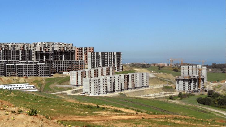 Logement public locatif (LPL) : instructions pour la relance des projets à l'arrêt - Algérie
