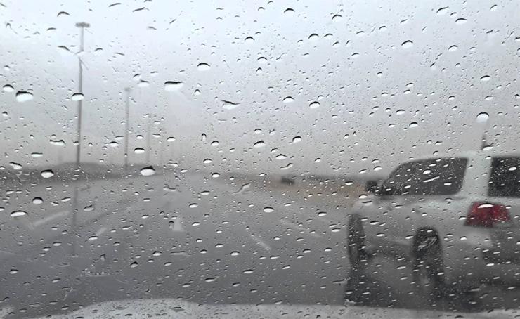 BMS : Des averses orageuses sur l'Ouest et le Sud-Ouest du pays à partir de mardi - Algérie