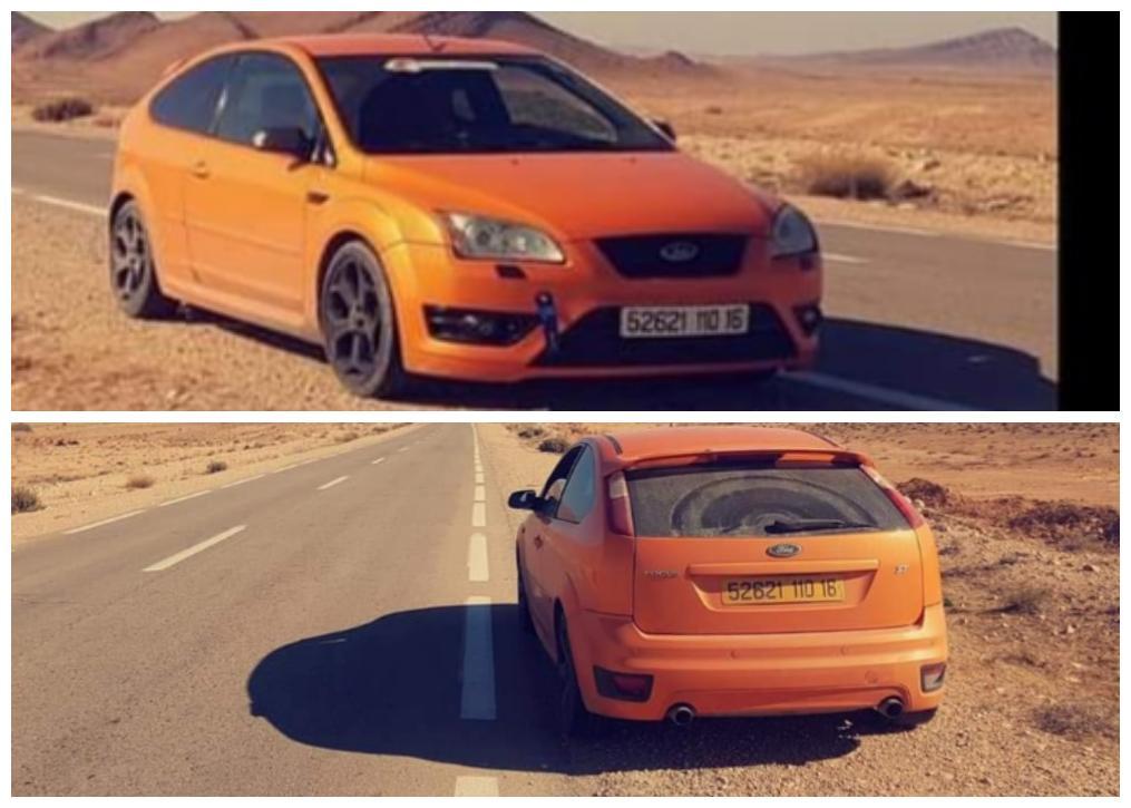 L'unique Ford Focus ST importée en vente en occasion… - Algérie