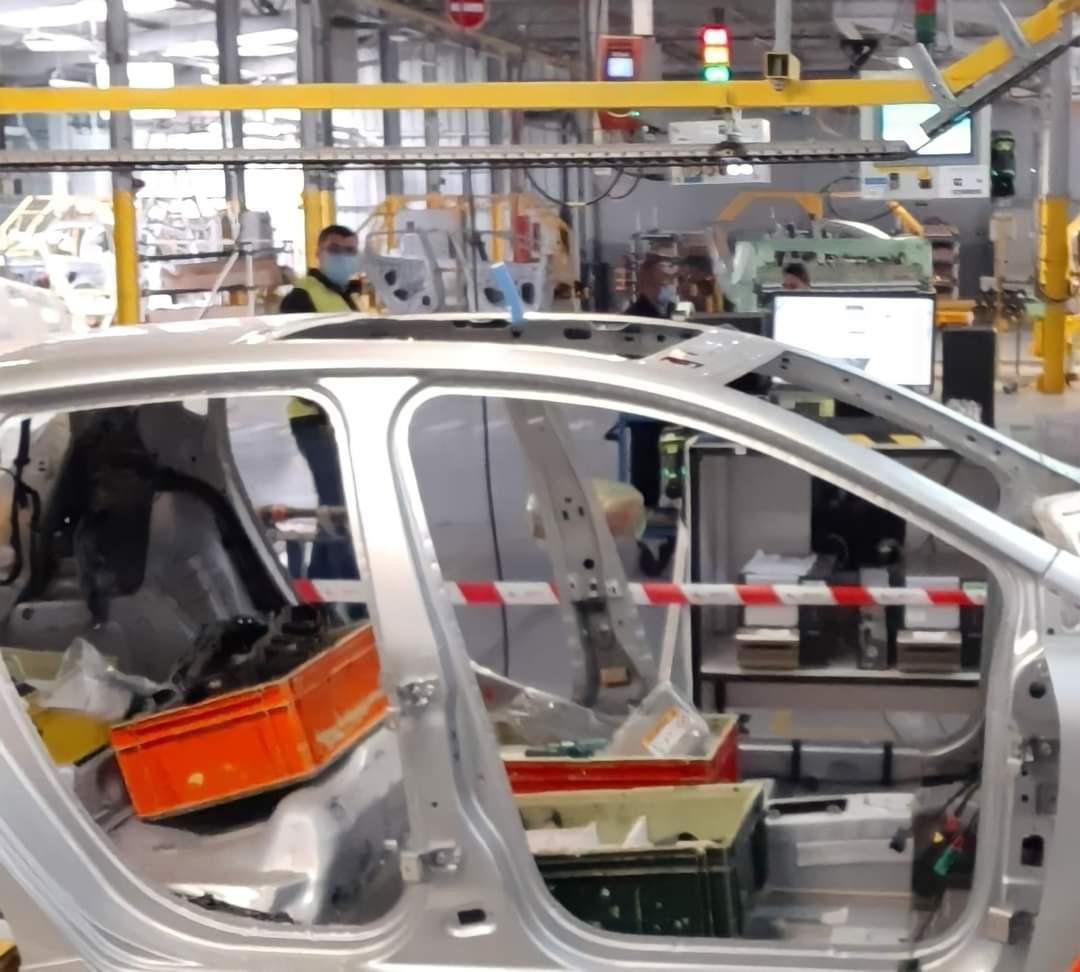 L'usine Renault Algérie Production reprend momentanément… - Algérie