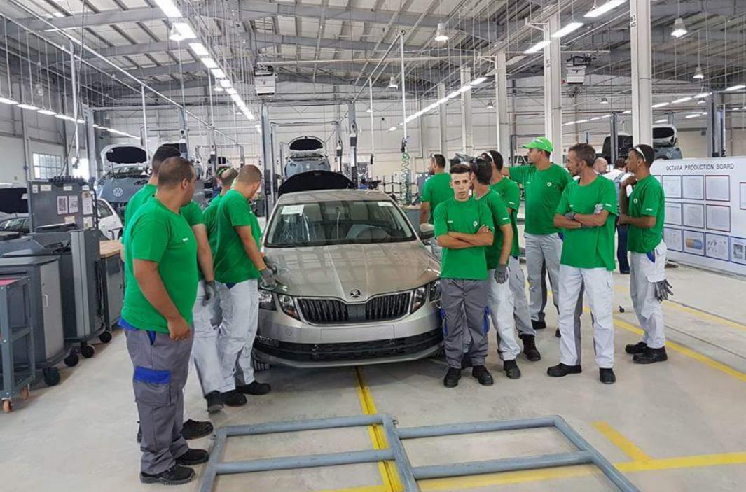 Fermeture des usines automobile : Djaaboub parle de la perte des postes de travail - Algérie