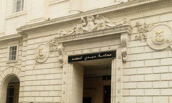 Tribunal de Sidi M'Hamed: cinq manifestants libérés - Algérie