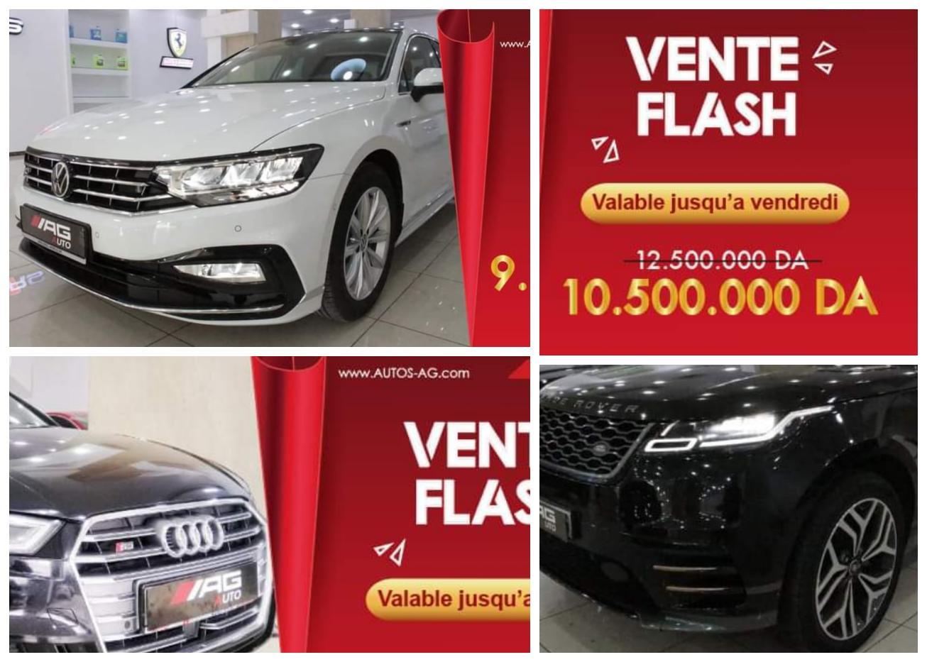 Vente flash : remise de 200 millions sur… la Mustang - Algérie