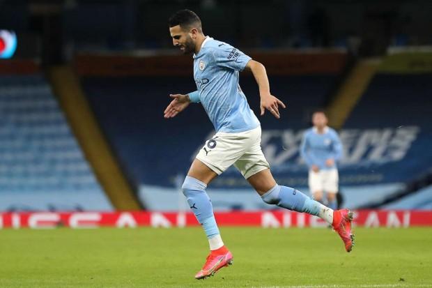 Premier League: Mahrez nommé pour le titre de joueur du mois - Algérie