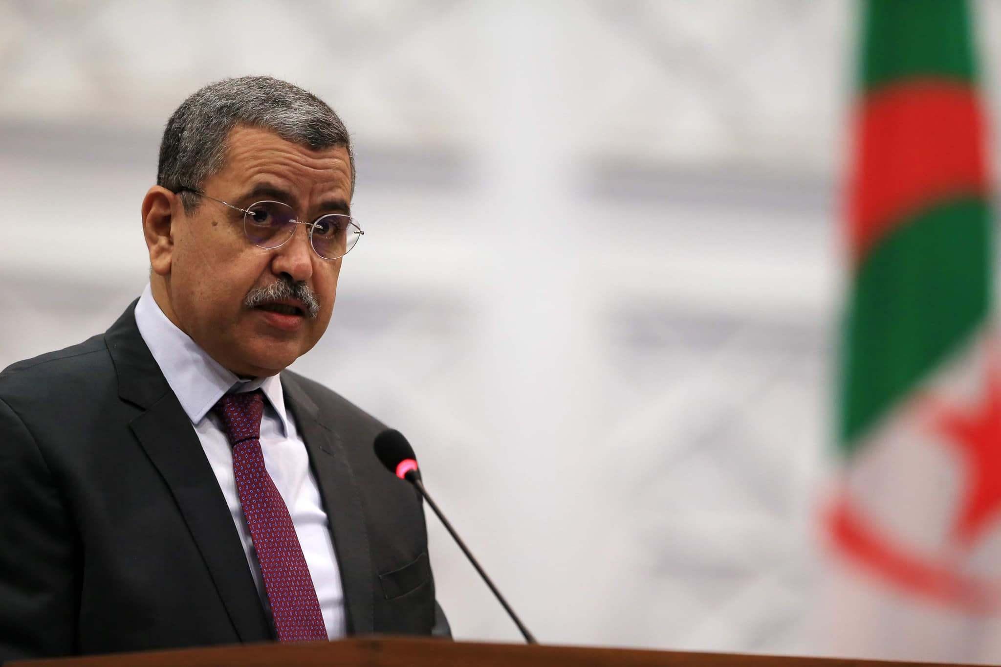 Le Premier ministre, inaugure l'accélérateur de startups « Algeria Venture » - Algérie