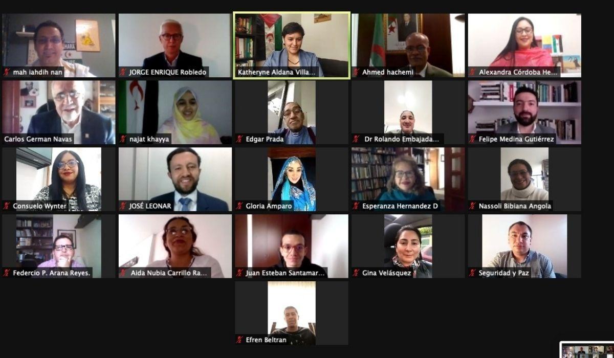 Solidarité mondiale avec la cause sahraouie: l'ambassade d'Algérie en Colombie marque l'évènement - Algérie