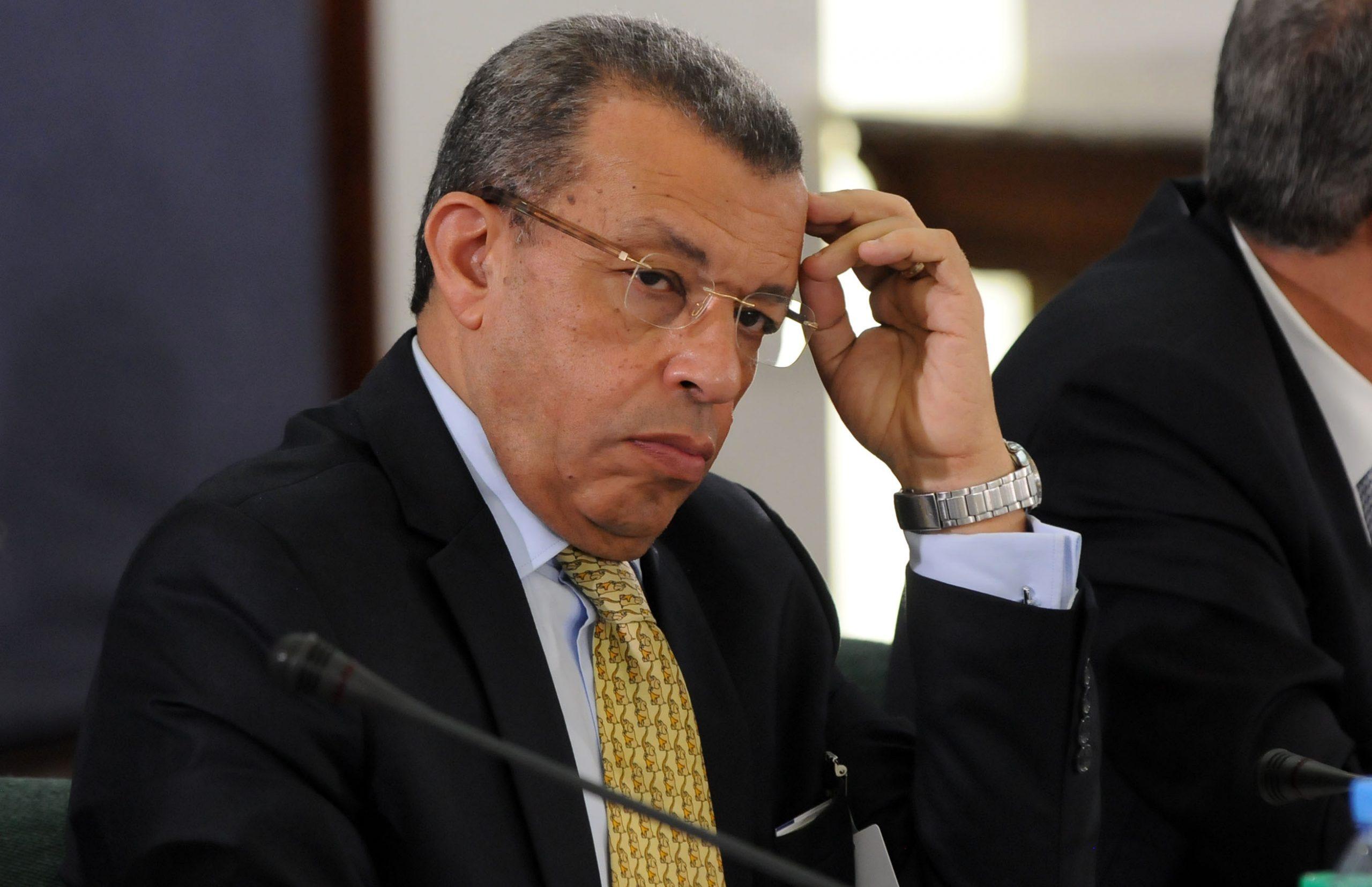 Décès d'Abderrahmane Benkhalfa, ancien ministre des Finances - Algérie