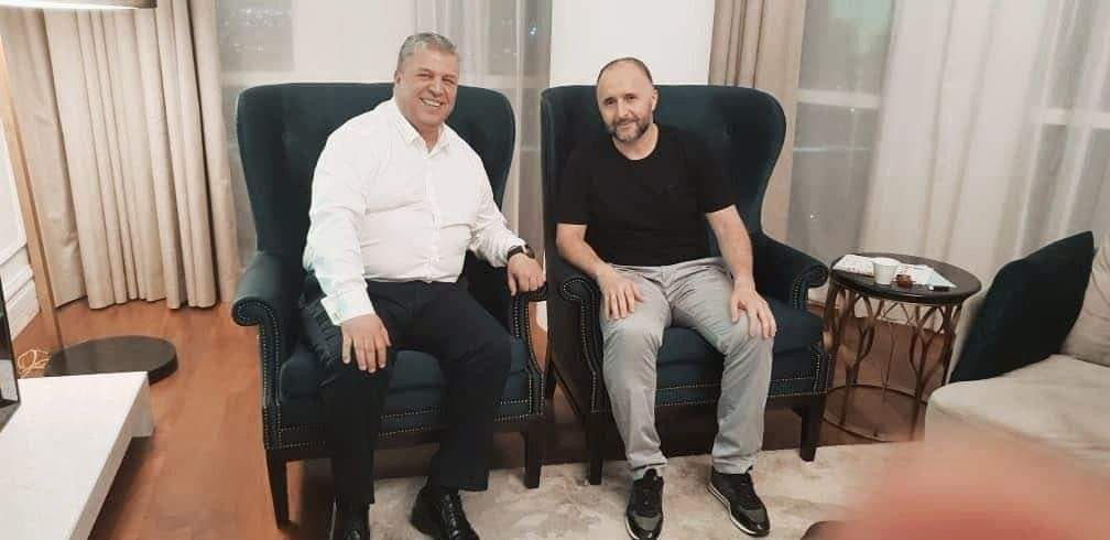 ALG: Rencontre Charaf-Eddine – Belmadi durant 4 heures (DJO) - Algérie