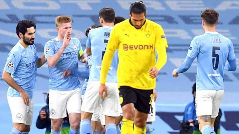 Quart de finale «retour» de Champions League/Mahrez et les «Skyblues» se rendent chez le Borussia avec 1 but d'avance : City veut chasser la poisse et rallier le carré d'as - Algérie