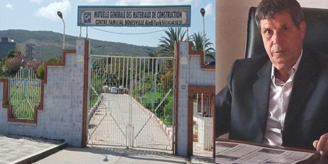 BOUISSEVILLE (Aïn El Türck):Le centre familial de la Mutuelle renaît de ses cendres - Algérie