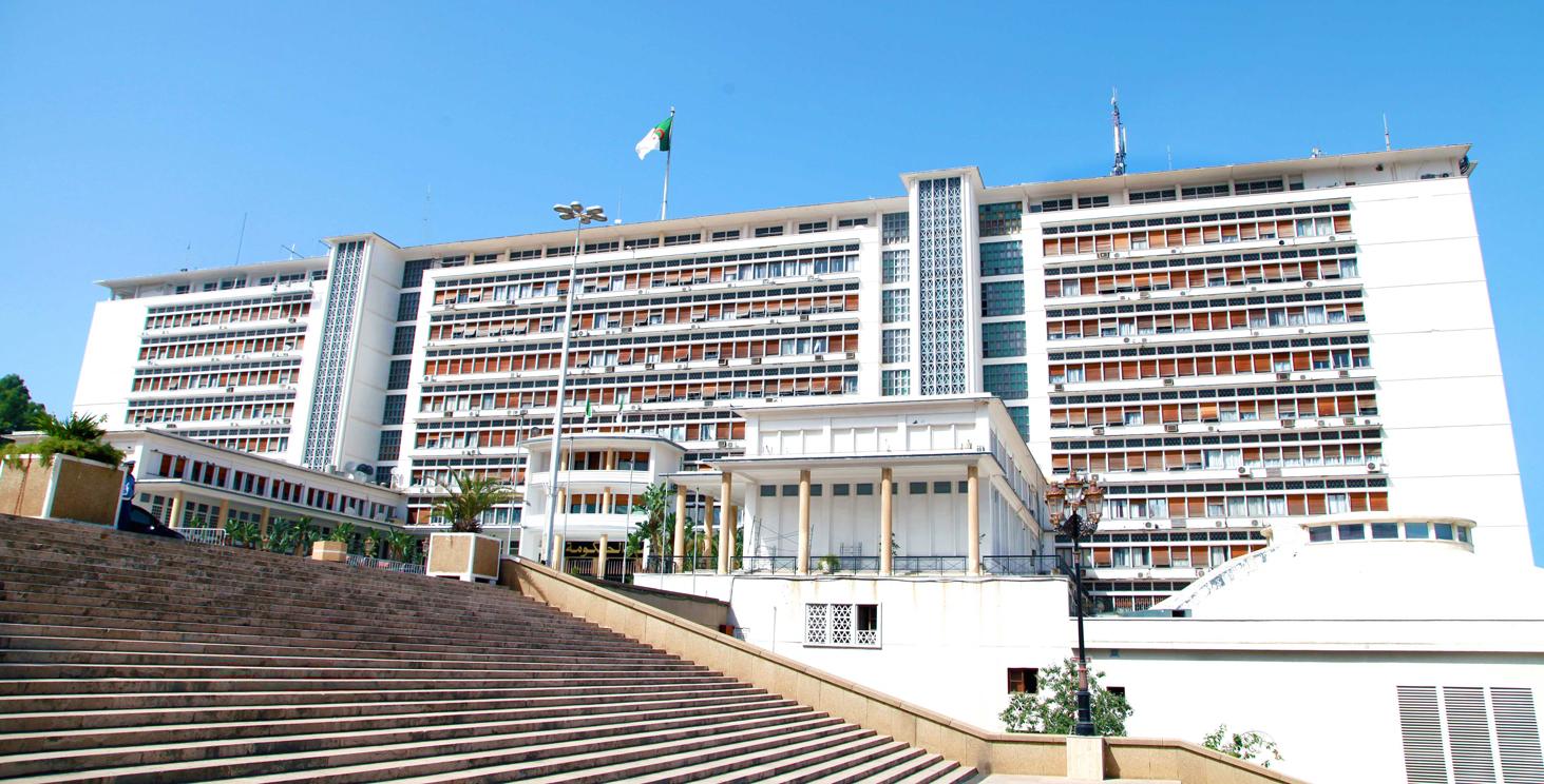 Réunion du gouvernement – Examen de six projets de décrets exécutifs relatifs à divers secteurs - Algérie