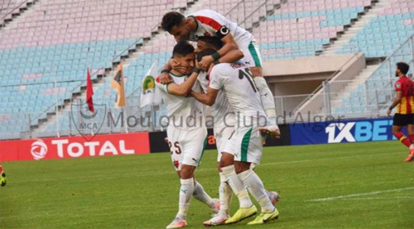 Ligue des champions: le MC Alger se qualifie pour les quarts de finale - Algérie