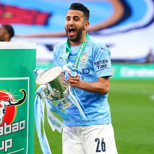 ALG : 8e titre pour Mahrez en Angleterre - Algérie