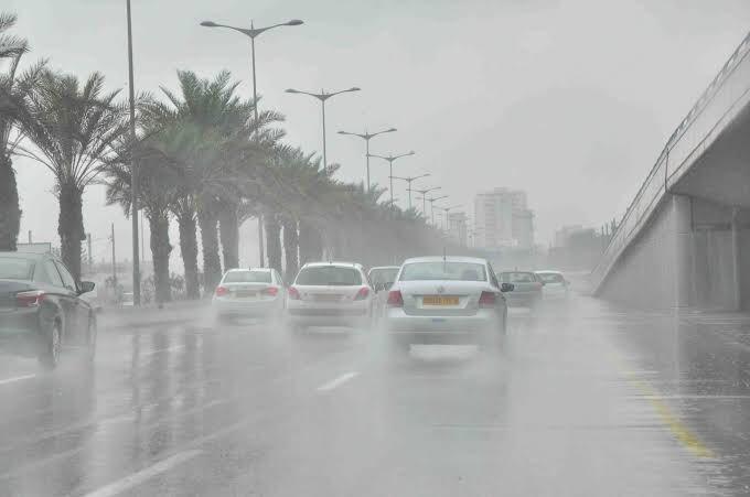Météo : Des pluies sur plusieurs wilayas du pays - Algérie