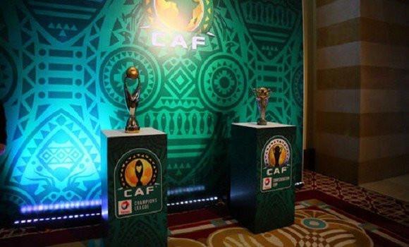 CAF CC/CL : Le tirage au sort le 30 avril - Algérie