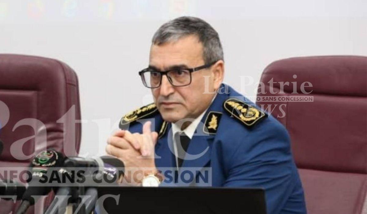 Hadj Said Arezki nommé inspecteur général à la DGSN: l'honnêteté et la compétence au service de l'Algérie - Algérie
