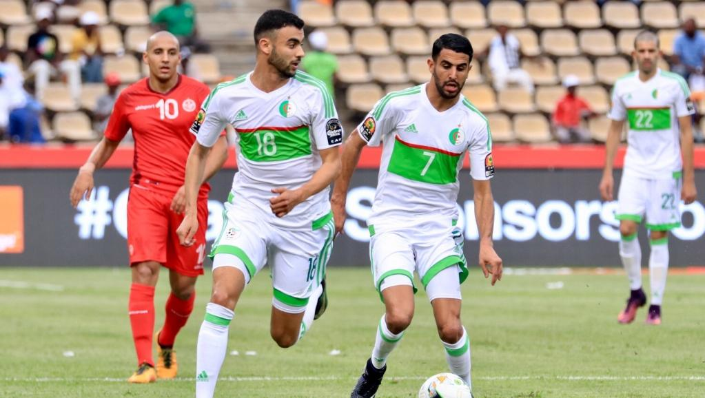 EN : Algérie – Djibouti le 5 Juin - Algérie