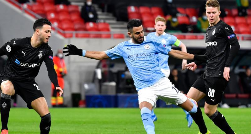 LDC : Mahrez et City face à  Dortmund - Algérie