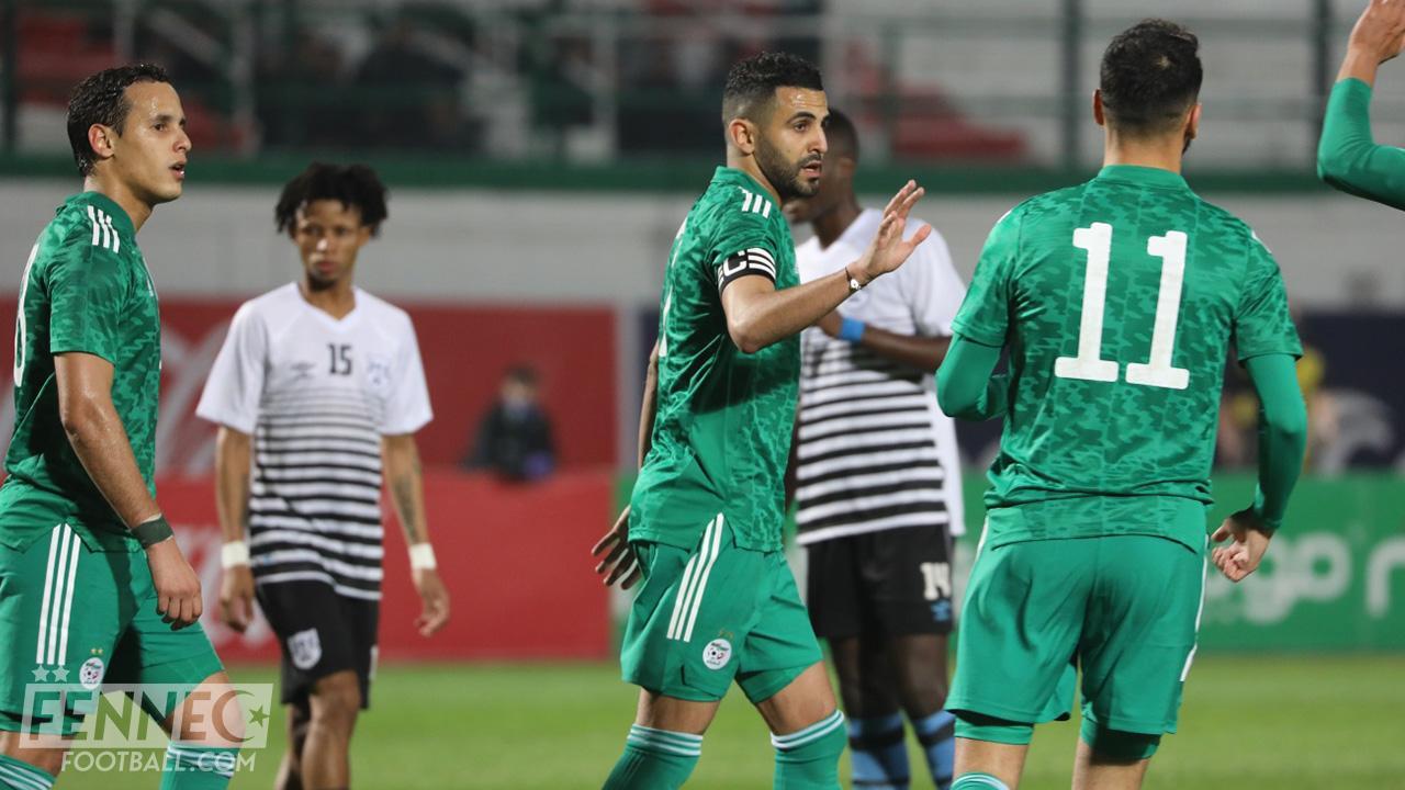 La CAF très élogieuse envers Riyad Mahrez - Algérie