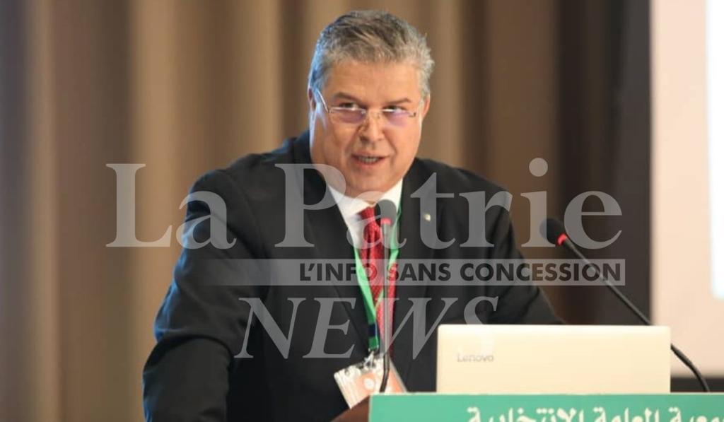Charaf-Eddine Amara, nouveau président de la FAF, encense Djamel Belmadi - Algérie