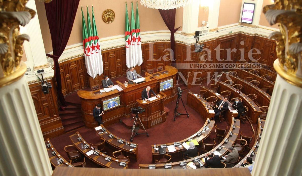 Sénat: organisation demain d'une journée parlementaire - Algérie
