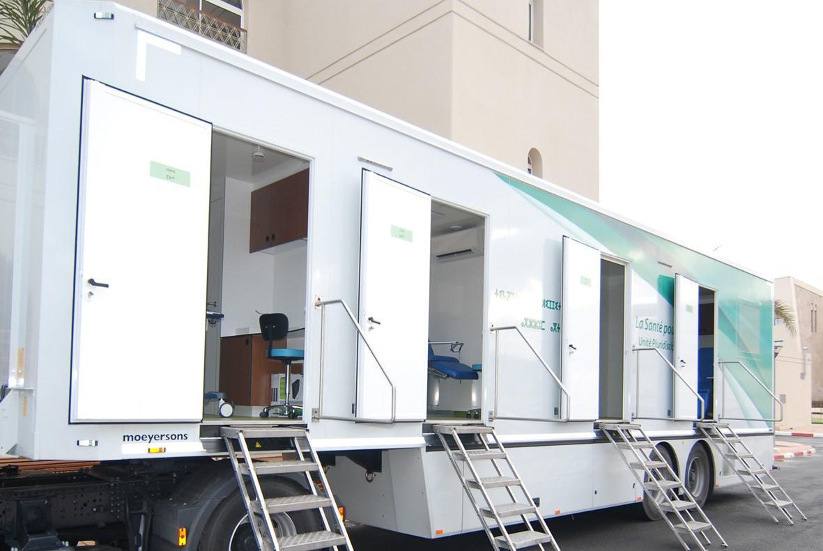 Tizi-Ouzou : une caravane médicale pluridisciplinaire au profit des villages enclavés - Algérie