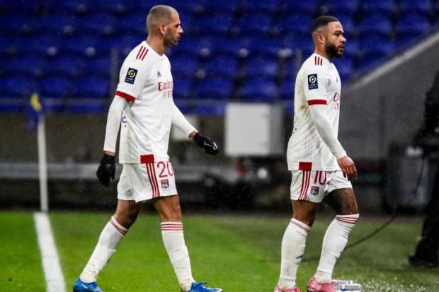 OL : Rudi Garcia a fait un pari avec Slimani et s'en satisfait - Algérie