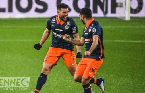 Delort inscrit un joli but contre Marseille en Ligue 1 (Vidéo)