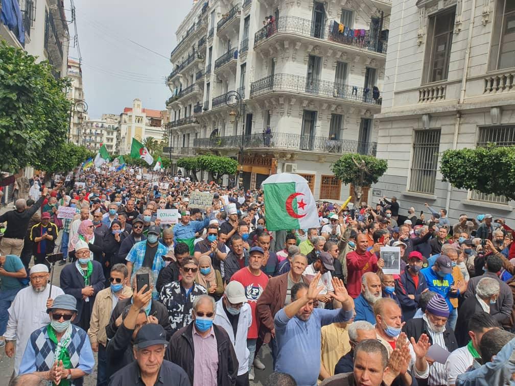 Hirak : Nouvelles manifestations à Alger et dans d'autres villes du pays - Algérie